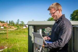 Servicetekniker sökes till Watersystems för service av WSB Clean minireningsverk.