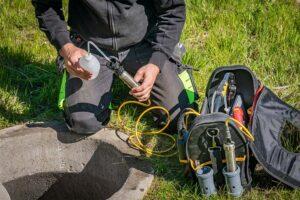 När du köper ett WSB Clean minireningsverk ingår årliga vattenanalyser i serviceavtalet.