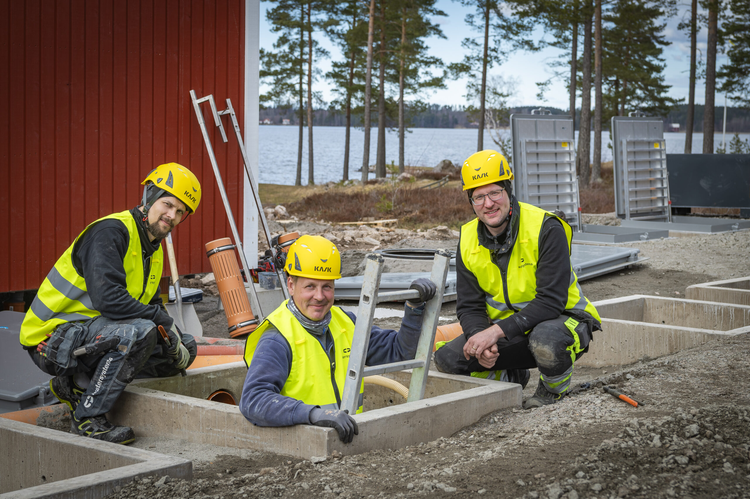 Watersystems Sverige AB Service